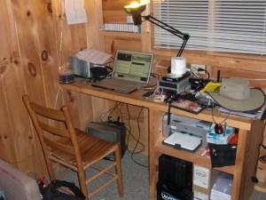 My Camp Desk 2010