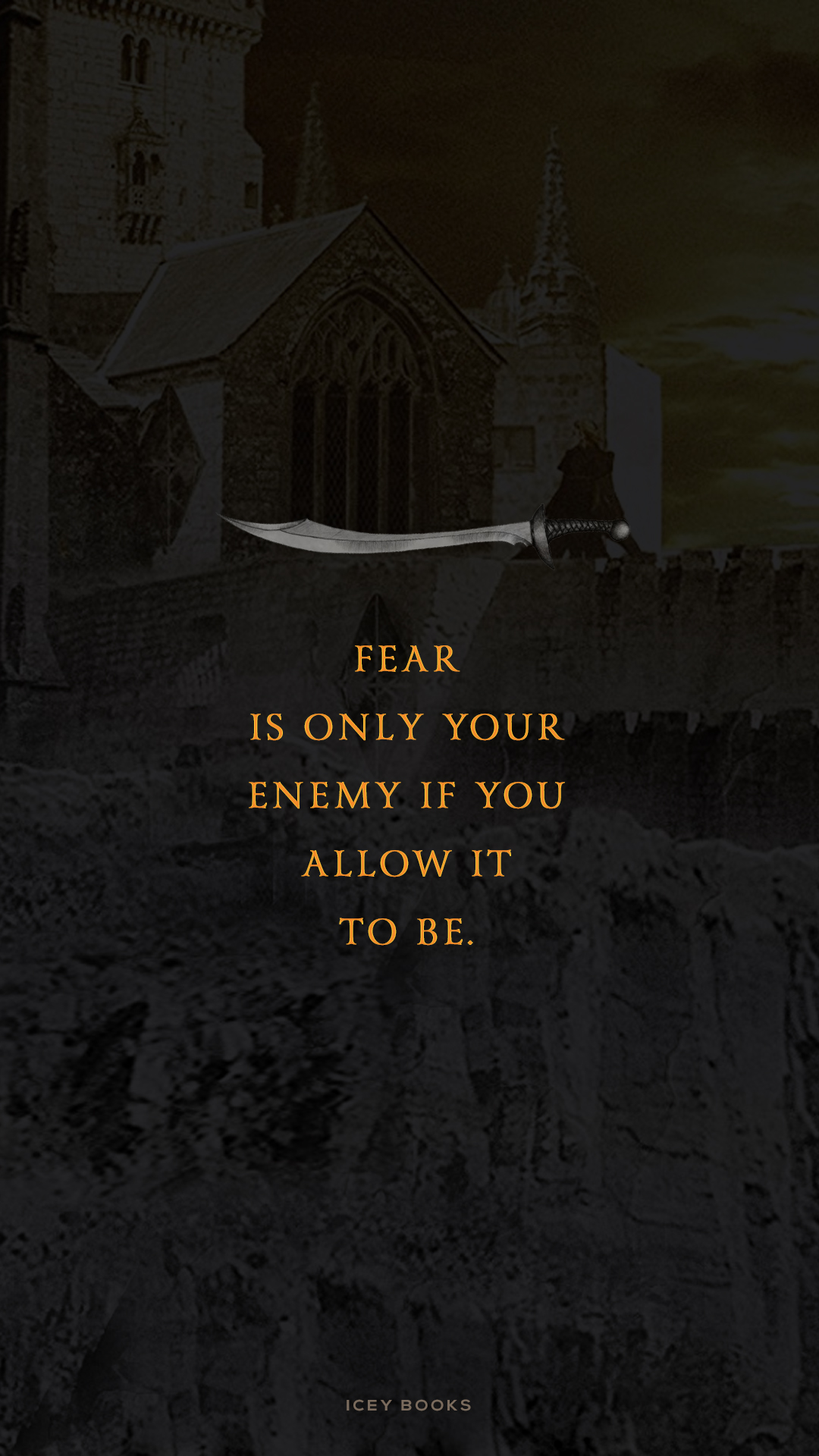Lord Of The Rings Wallpaper Quotes Quote Candy 29 Download A Wallpaper For An Ember In