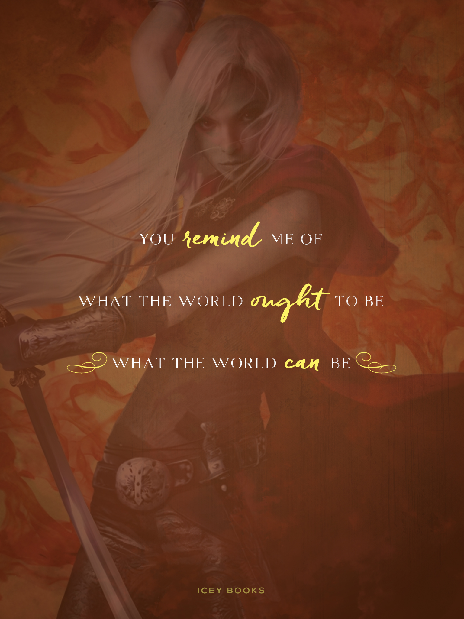 The Infernal Devices Quotes Wallpaper Quote Candy 39 Download A Wallpaper For Crown Of