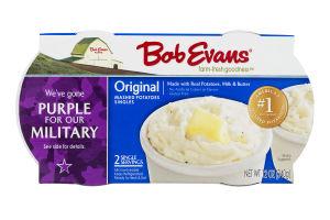 bob evans mashed potatoes singles
