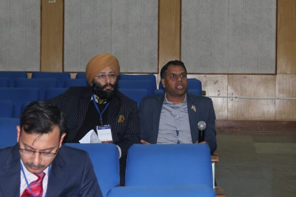 Dr. Harpal SIngh Malhotra and Dr. Vibhor Gupta at IC InnovatorCLUB Meeting at IIT Delhi