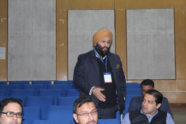 Dr. Harpal Singh Malhotra at IC InnovatorCLUB Meeting at IIT, Delhi