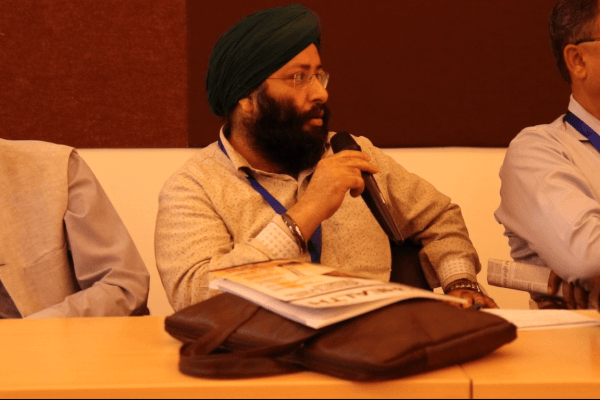 Dr. Harpal Singh Malhotra at IC InnovatorClub Meeting