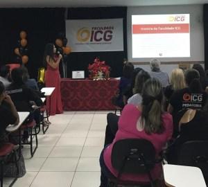 XVI Seminário Multidisciplinar da Faculdade ICG