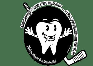 Dentist mouthguard
