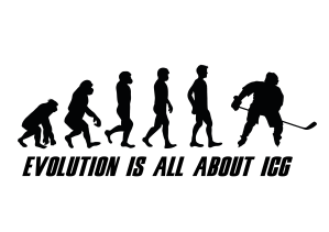 Evolution is all about ICG