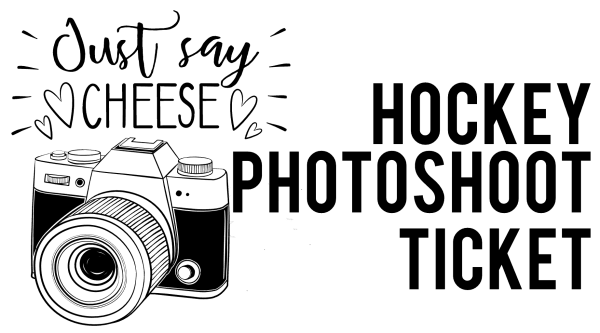 photoshoot ticket zwart
