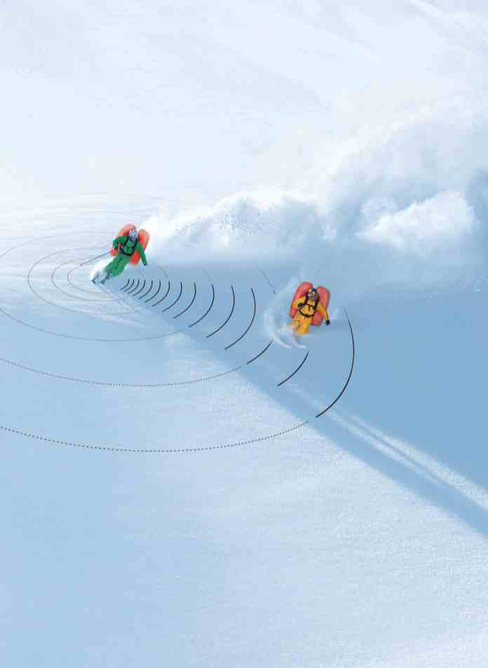 ABS Wireless Activation, Foto: ABS Avalanche Airbag