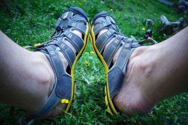 Keen Clearwater CNX 3