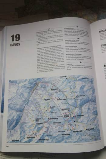 Helvetic Backcountry Ski Snowboard Tourenatlas Schweiz 20