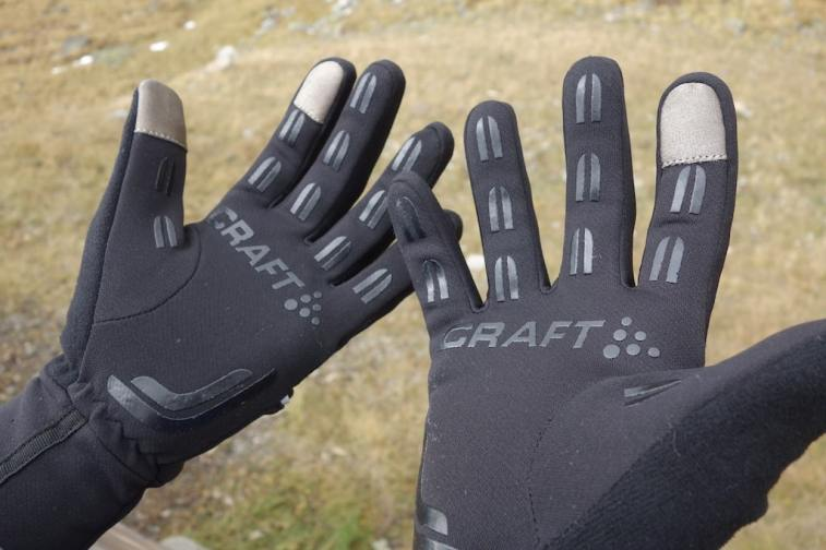 craft hybrid weather gloves 03