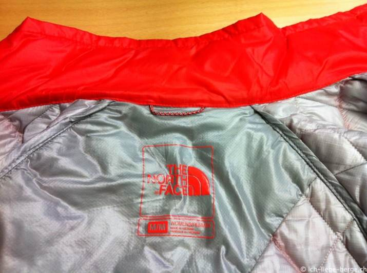 Thermojacke The North Face Thermoball11