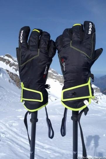 Eider Blow Alpha Gloves 06