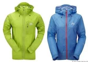 Micron & Lattice Jacket_Drilite Ultra-Light