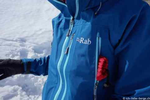 Rab Nexus Jacket 28