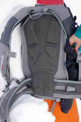 Test Mammut Light Protection Airbag 25