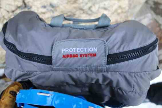 Test Mammut Light Protection Airbag 30