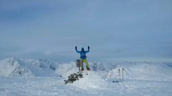 Test BioLite CampStove auch im Schnee/bei Kälte