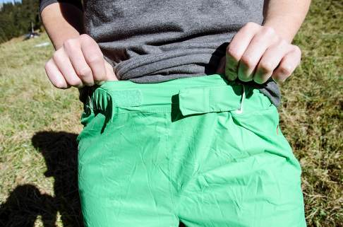 Regenhose Bike Vaude Tiak Pants