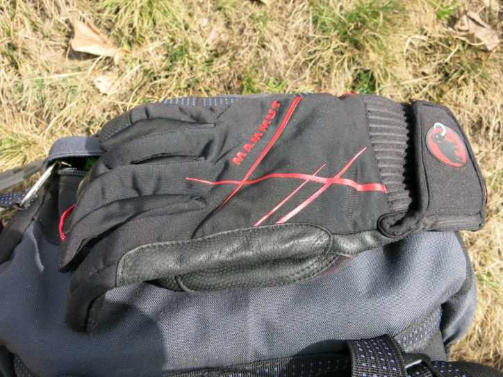 Mammut Merit Pulse Glove02