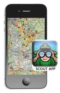 supertrail map STM_Scout_App