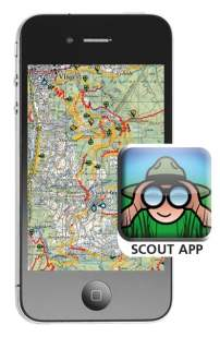 supertrail map STM_Scout_App