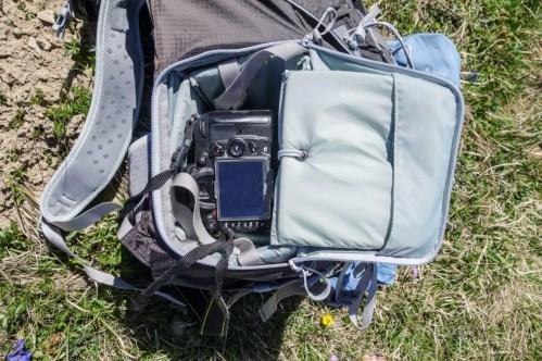 Kamera-Schnellzugriff