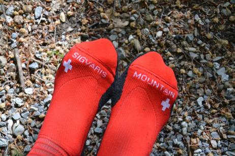 Sigvaris Mountain Socks rot_01