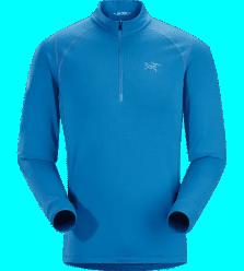 Thetis-Zip-Neck-Borneo-Blue