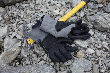 Alpin-Handschuhe Outdoor Reserch Lodestar Gloves 06