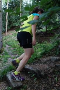 Craft Performance Run Fast Shorts 2-In-1 W Laufhose 02