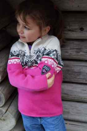 Dale of Norway Kids St. Moritz Sweater (12)