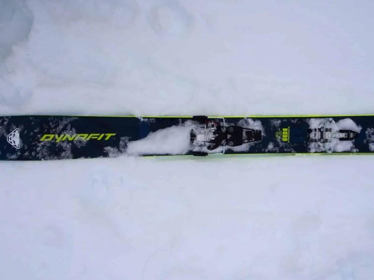 """""""Mein"""" Chugach Ski"""