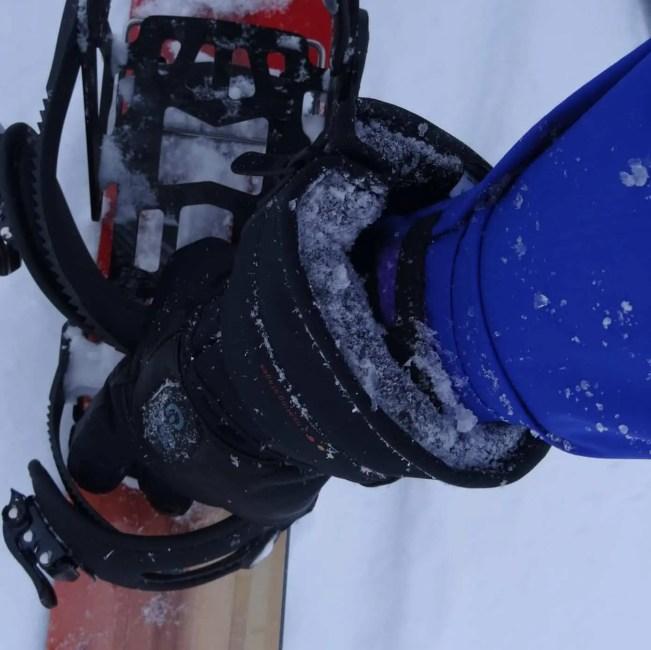 Snowlife Heat GTX Liion Glove 08