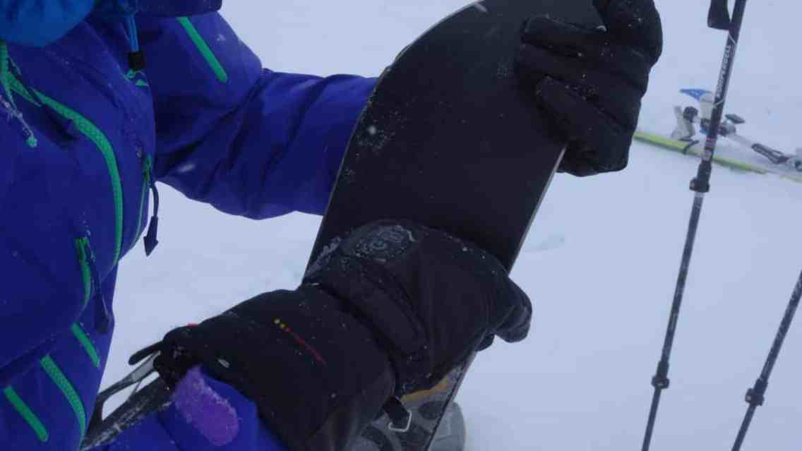 Snowlife Heat GTX Liion Glove 11