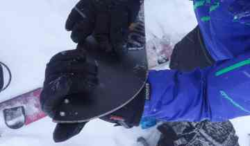 Snowlife Heat GTX Liion Glove 12