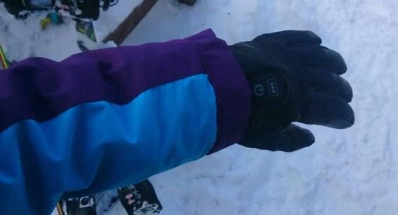 Snowlife Heat GTX Liion Glove 17