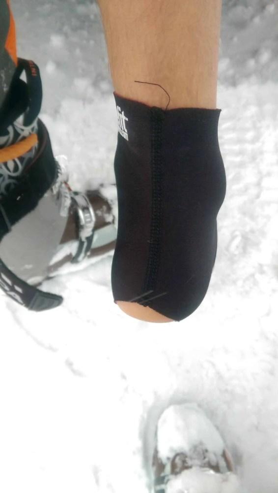 eZeefit Ultrathin Ankle Boothies 9