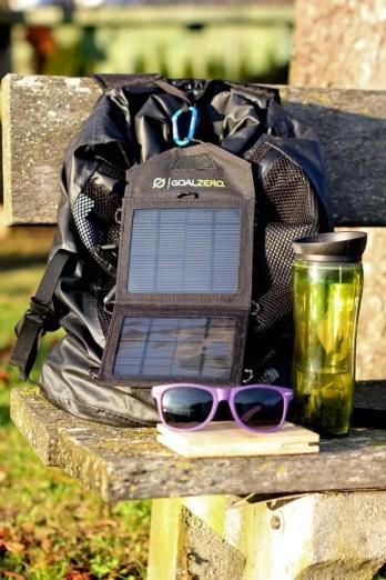 Goal Zero Switch 8 Solar Kit 7