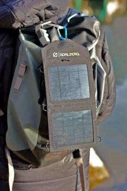 Goal Zero Switch 8 Solar Kit 8