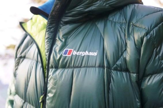 Berghaus Ilam Down Jacket 1