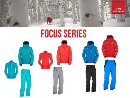 Eider Focus Series