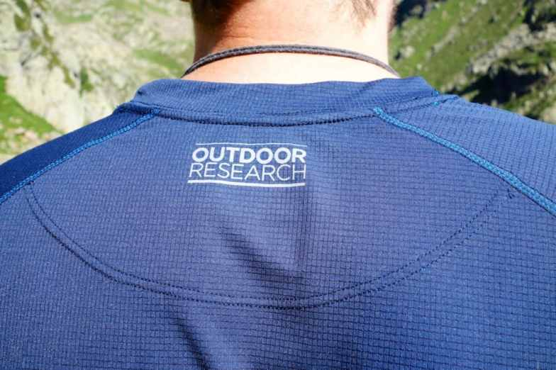 Outdoor Research Echo Duo Tee 4