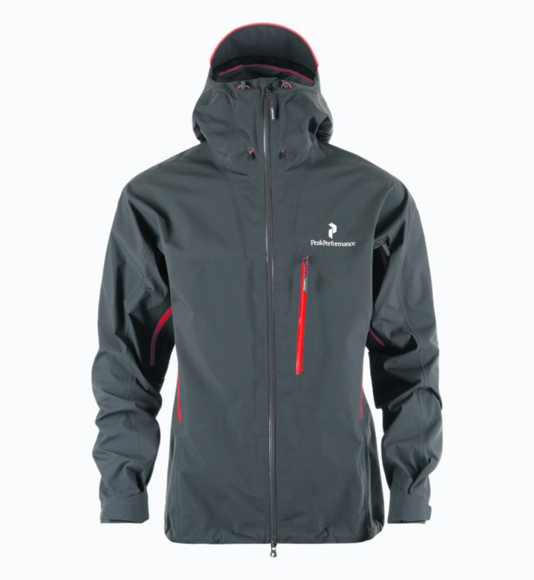 Peak Performance Black Light 3 Season Jacket