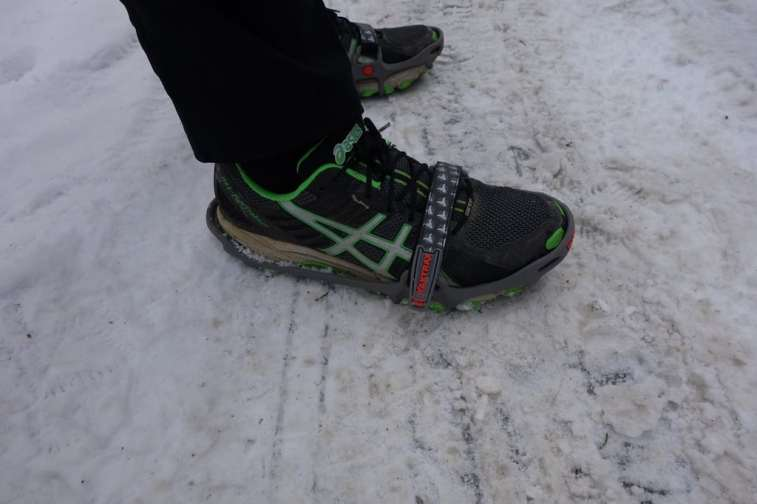 Yaktrax Run 007