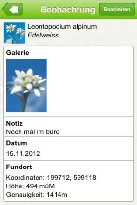 Flora Helvetica App