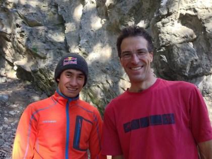 IMS in Brixen mit David Lama