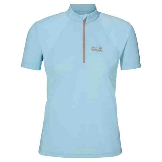 Jack_Wolfskin_Denali_Half_Zip_T-Shirt_W_Aquatic_Blue_1803531-1120
