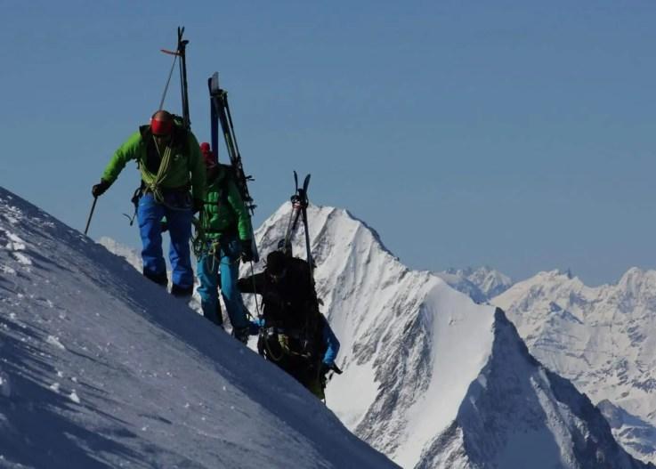 Test Gore-Tex Skitouren-Schuhen von Dynafit und Scott - 08