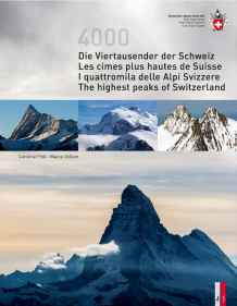 Die Viertausender der Schweiz2